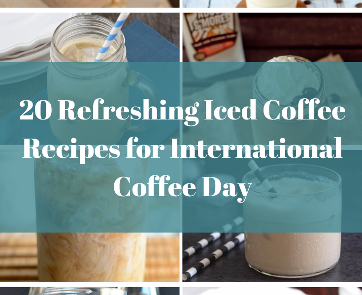 20 Iced Coffee Recipes