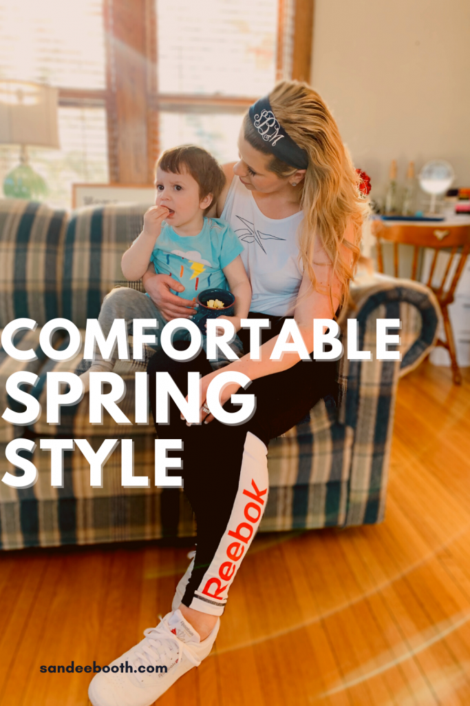 comfortable spring style for everyone