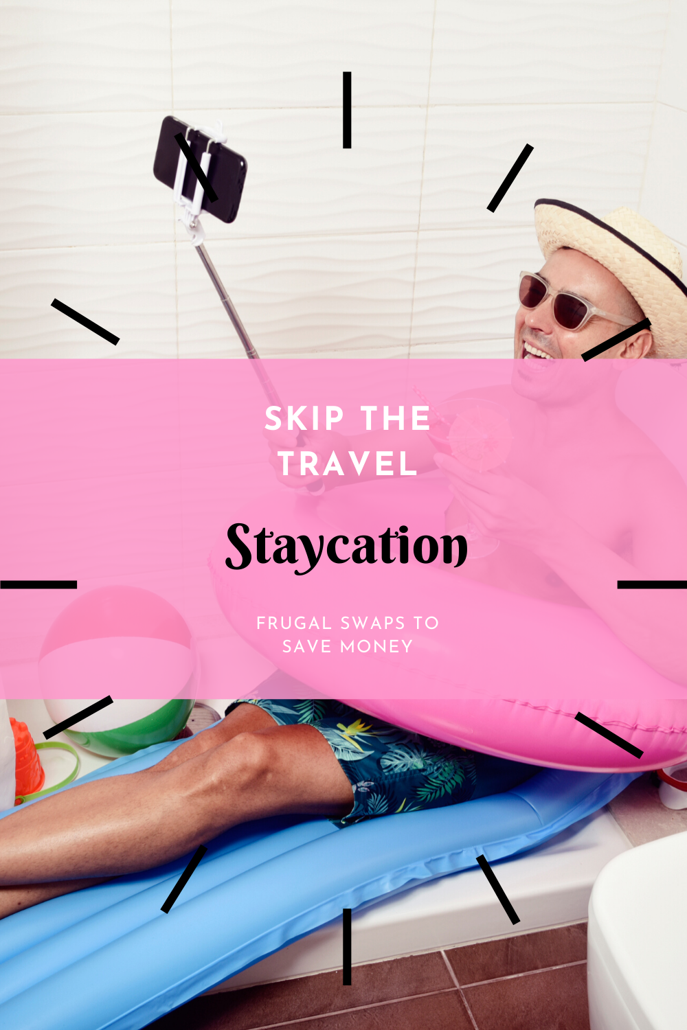 3 Frugal Swaps to Do on Your Next Staycation