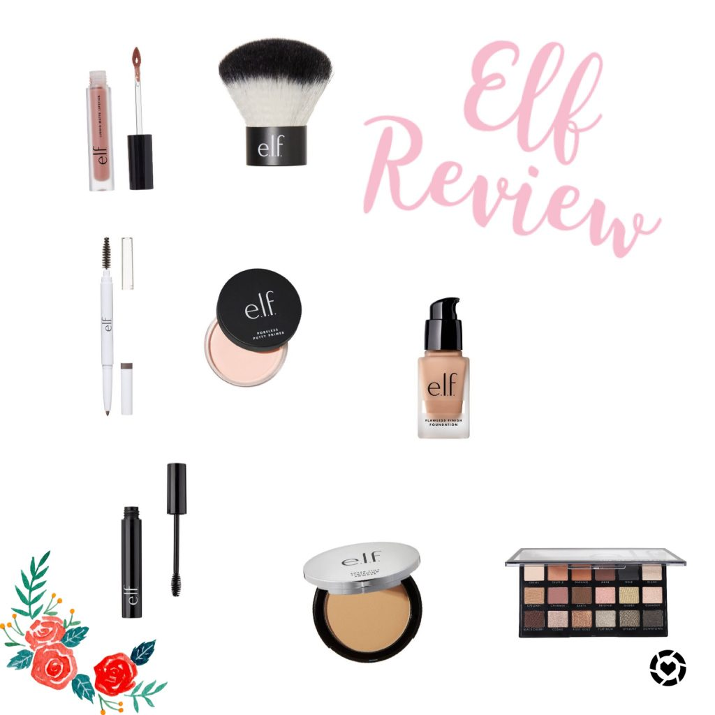 Elf Cosmetics Review