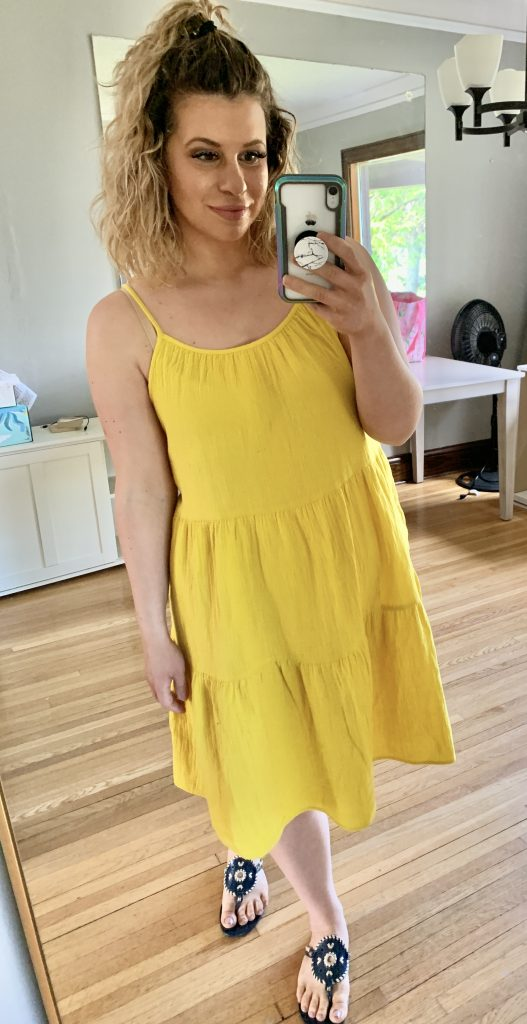 Styling a sundress