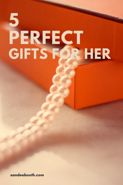 the best one of a kind gifts for her