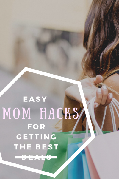 mom hacks for getting the best deals