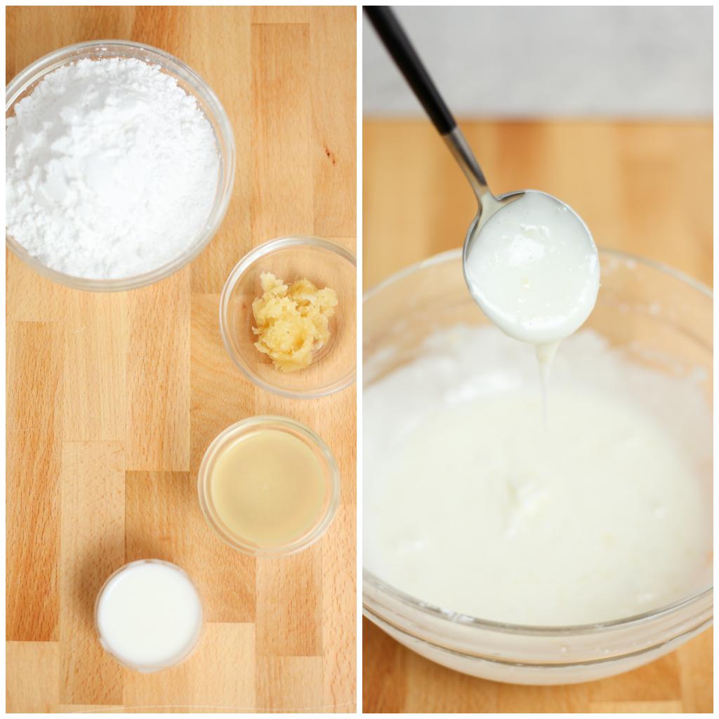 Ginger lemon glaze, Fourth of July recipes, Mother's Day brunch