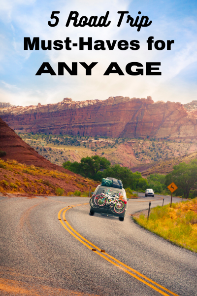 5 road trip must haves for any age