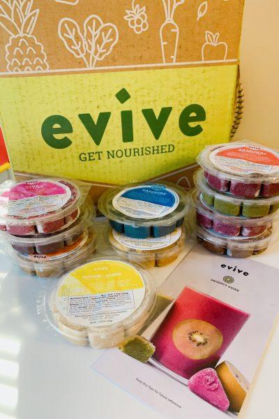 evive kid friendly smoothies
